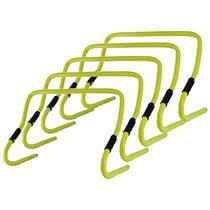 Kit 5 Barreiras Ajustável / Obstaculos - Treinamento Funcional Liveup -