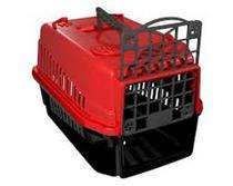 Kit 5 Caixas De Transporte N1 Cachorro Gato Pequena Vermelha - Mecpet