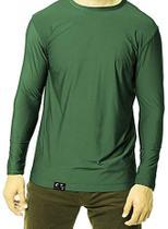 Kit 5 Camisetas Proteção Solar Permanente UV50+ Tecido Gelado  Slim Fitness -