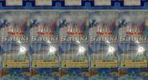 Kit 5 Cartelas De Isca Sabiki Sahara Nº14 Modelo SM-6H618 Branco Cada Cartela Vem 6 Anzois Maruseigo -