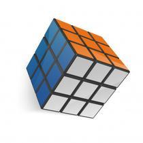 Kit 5 Cubo Magico Quebra Cabeça Rubiks Cube Colorido Infantil Retro Vintage Brinquedo Criança Presente Olist - Terragaroa