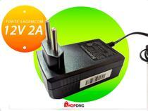 KIT 5 Fonte 12v - 2A P4 EM 90 Sagemcom Universal Bivolt -