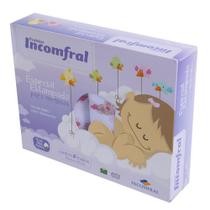 Kit 5 fraldas especiais - Incomfral