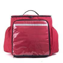 KIT 5 Mochila/bag Impermeável Térmica Entrega Motoboy VM - Ibags