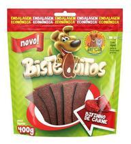 Kit 5 Pacotes Bistequitos Bifinho De Carne 400gr - Petitos