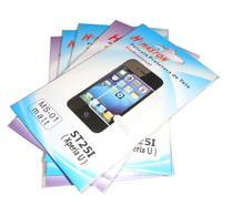 Kit 5 Películas Plástico Sony Xperia U ST25i - H' Maston