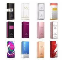 Kit 5 perfumes masculino giverny importado -