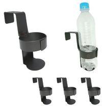 Kit 5 Porta Bebidas Suporte para Mamadeiras Garrafa Lata Água Refrigerante Para Carro - Cobrirel