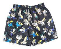 Kit 5 Shorts Mauricinho Bermudas Moda Praia Estilo Neymar - Rt13 -