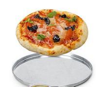 Kit 5 Unidades Forma de Alumínio N.12 para Mini Pizza - MSR -