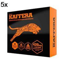 Kit 5X Thermo Kaffera - 60 Cápsulas - Nutrilatina -