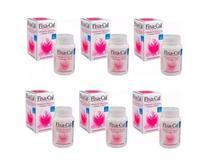 Kit 6 Caixas Fixa Cal Cálcio + Vitamina D 90 Comprimidos - Vitamed -