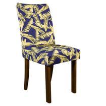 Kit 6 Capa de Cadeira Spandex Mesa Sala Jantar Chuva-de-ouro - Charme Do Detalhe