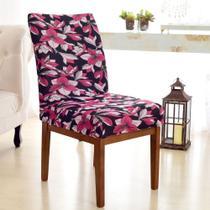 Kit 6 Capas para Cadeira Sala De Jantar Pitangueiras - Charme Do Detalhe