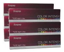 Kit 6 Color Intensy 0.6 Vermelho Intensificador Amend -