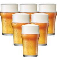 Kit 6 copos nonic para cerveja  560 ml - Vicrila