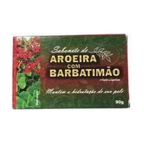 Kit 6 Creme Seca Espinhas Acne Manchas + 12 Sabonete Barbatimão e Aroeira - Bionature