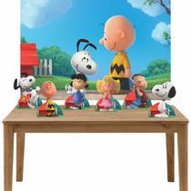 Kit 6 Displays de Mesa e Painel Snoopy - Inove Adesivos