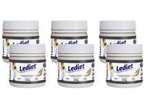 Kit 6 Doce Leite Condensado de Coco Vegano Sem Açúcar LeDiet - Natural Science