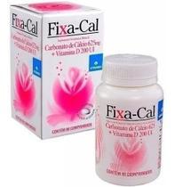 Kit 6 Fixa-cal 90cpr-calcio 625mg + Vit. D 200ui - Vitamina - Vitamed