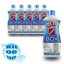 Kit 6 Limpa Box Uau Tradicional 200 Ml - Ingleza