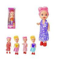 Kit 6 mini boneca fashion pop star no estilo da moda - Ark Brasil