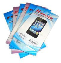 Kit 6 Películas Plástico Nokia Asha210 - H' Maston