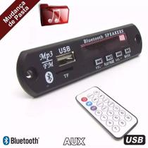 Kit 6 Placa P/ Amplificador Usb Mp3 Bluetooth Muda Pasta - Agf Imports