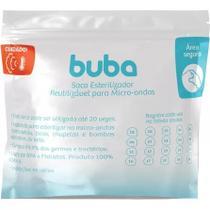 Kit 6 Sacos Esterilizador Para Microondas Buba 09814 -