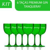 Kit 6 Taça Tanqueray De Gin Original 600ml  Super Premium -