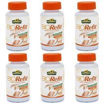 Kit 6X Bio Refit 60 capsulas - Sunflower -
