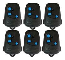 Kit 6x Controles de Portão 3C Peccinin -