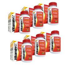 Kit 6X Vitaminaz Control Omega 3 - 60 cápsulas - Sunflower -