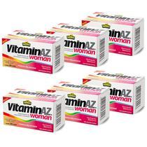 Kit 6X Vitaminaz Woman 30 comprimidos - Sunflower -