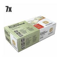Kit 7 Caixas Luva de Latex Descarpack Com pó -