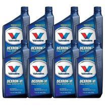 Kit 8 oleo cambio transmissao automatico valvoline dexron vi 6 946 ml cada - kit00343 -