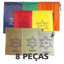 KIT 8 peças de sacos térmicos para alimentos - GadeBags