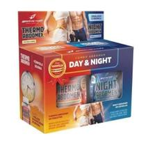Kit Abdomen Day e Night - (120capsulas) - Body Action -