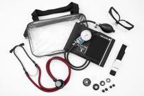 Kit Acadêmico Vinho Black P.A. MED -