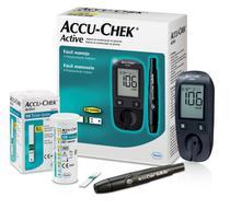 Kit Accu Chek Active Completo - Ache