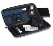 Kit Acessórios Compatível com Nintend Switch 13 Em 1 Case Película Estojo - Oivo