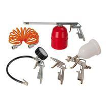 Kit acessorios p/compressor 05pcs schulz air kit 5 peças -