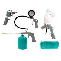 Kit Acessórios Pneumáticos com 5 Peças 5730455 Stels -