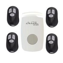 Kit Acionador AGL Para Fechaduras C/ 4 Controles -