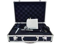 Kit Aerografia ONETOOLS - mini compressor c/ maleta + aerógrafo 0,3 copo fixo -