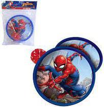 Kit Agarra e Lança Spiderman Homem Aranha 18cm - 131226 - Etilux