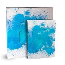 Kit Álbum Autocolante + Álbum foto Photolovers Pintura Ical -
