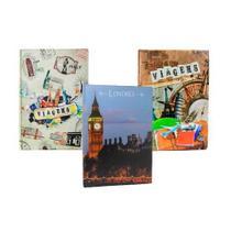 Kit Álbum de Fotos - LONDRES - Tudoprafoto