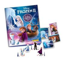Kit Album Frozen + 6 Envelopes - Panini