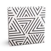 Kit Álbum Mega Ferragem 500 Fotos Ical Zebrado +  Refil -